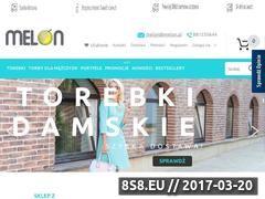 Miniaturka domeny www.melon.pl