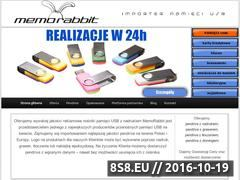 Miniaturka domeny memorabbit.pl