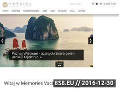 Miniaturka domeny www.memories.pl