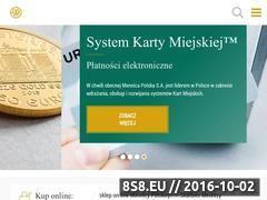 Miniaturka domeny www.mennica.com.pl