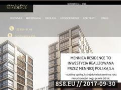 Miniaturka domeny mennicadeweloper.pl