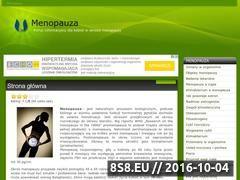 Miniaturka domeny www.menopauza.biz.pl