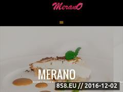 Miniaturka domeny merano.pl