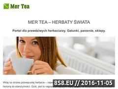 Miniaturka domeny www.mertea.pl