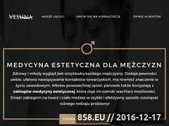Miniaturka Zabiegi medycyny estetycznej dla mężczyzn (meskiezabiegi.pl)