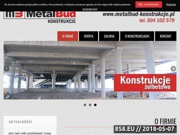 Zrzut strony Kotwy fundamentowe - MM MetalBud