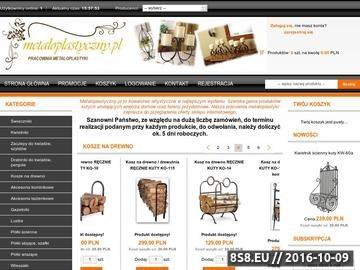 Zrzut strony Kute meble ogrodowe, wyroby kowalstwa artystycznego