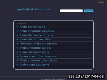 Zrzut strony Metalplast - Kontenery, Obiekty modułowe, Orlik