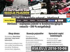 Miniaturka domeny metland.suwalki.pl