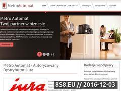 Miniaturka domeny www.metroautomat.pl