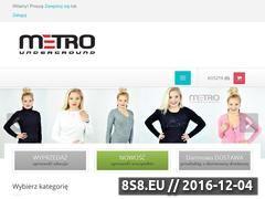 Miniaturka domeny www.metrozakupy.pl
