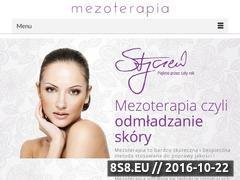 Miniaturka domeny mezoterapia.pl