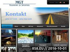 Miniaturka domeny www.mgt24.pl