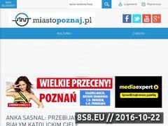 Miniaturka domeny miastopoznaj.pl
