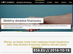 Miniaturka Bezpłatne porównanie ofert 20 banków i doradztwo (middlers.pl)