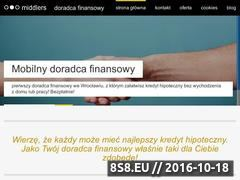 Miniaturka domeny middlers.pl