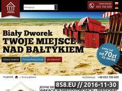 Miniaturka domeny miedzyzdroje-pensjonat.pl