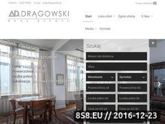 Miniaturka domeny mieszkania.dragowski.pl