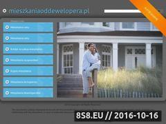Miniaturka domeny mieszkaniaoddewelopera.pl