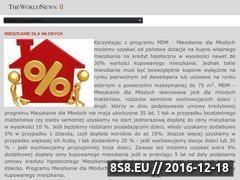 Miniaturka domeny mieszkanie.edu.pl