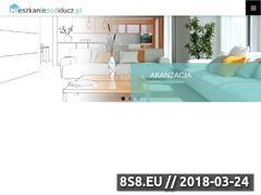 Miniaturka mieszkaniepodklucz.pl (Wykończenie mieszkań pod klucz)