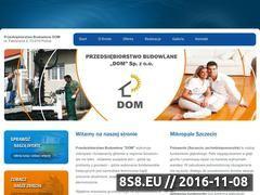 Miniaturka domeny www.mikropaleszczecin.pl