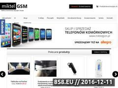 Miniaturka domeny miktelgsm.pl