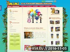 Miniaturka domeny mimi.com.pl
