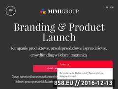 Miniaturka domeny mimigroup.pl