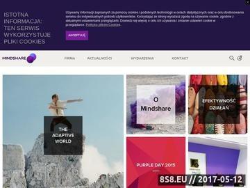 Zrzut strony Kampanie reklamowe w Internecie