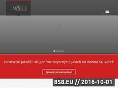 Miniaturka domeny www.minfor.pl