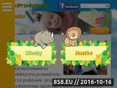 Miniaturka domeny miniprzedszkolak.pl