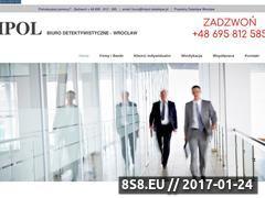 Miniaturka Usługi detektywistyczne, ustalenia oraz raporty (www.mipol-detektywi.pl)