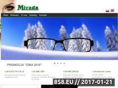 Miniaturka domeny www.mirada.pl