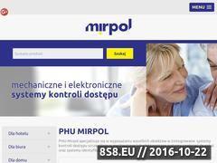 Miniaturka domeny mirpol.com.pl