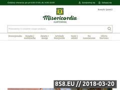 Miniaturka domeny www.misericordia.pl