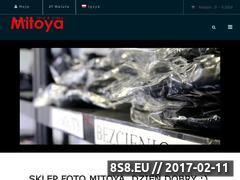 Miniaturka domeny www.mitoya.pl