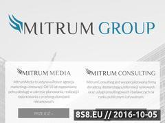 Miniaturka domeny www.mitrum.pl