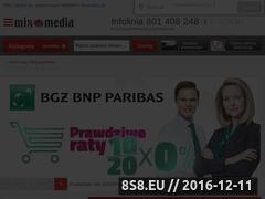 Miniaturka domeny www.mixmedia.pl