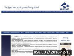 Miniaturka domeny mixtum.pl
