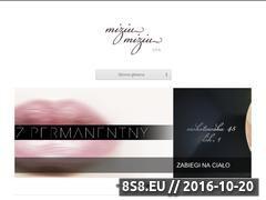 Miniaturka domeny miziumiziu.pl