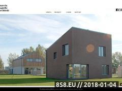Miniaturka mj-a.pl (Projekty domów jednorodzinnych)
