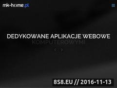 Miniaturka domeny mk-home.pl