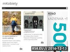 Miniaturka domeny www.mkobiety.pl