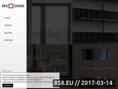 Miniaturka domeny mkokna.com