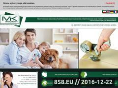 Miniaturka domeny www.mkrelocation.pl