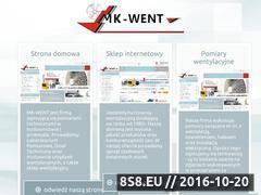 Miniaturka domeny www.mkwent.com.pl