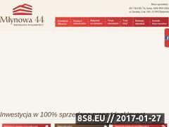Miniaturka domeny www.mlynowa.pl