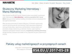 Miniaturka domeny www.mmarketing.com.pl