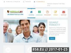 Miniaturka domeny mobileit.eu